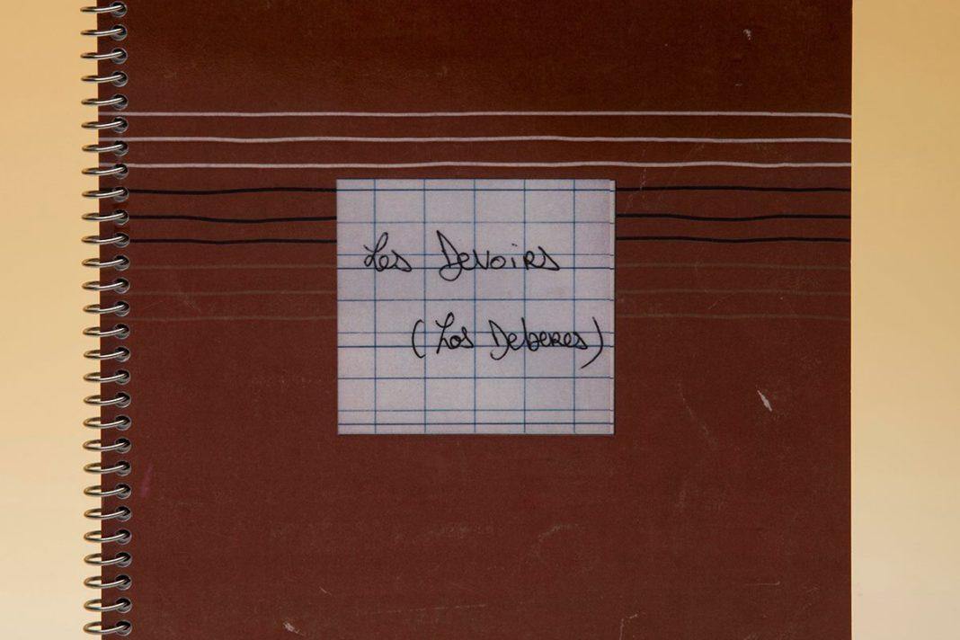Les Devoirs by Julie Delabarre