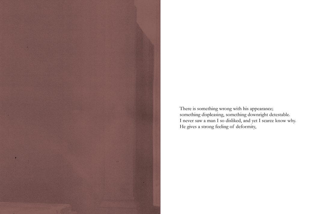 Pages of MR y DR by Mariela Sancari