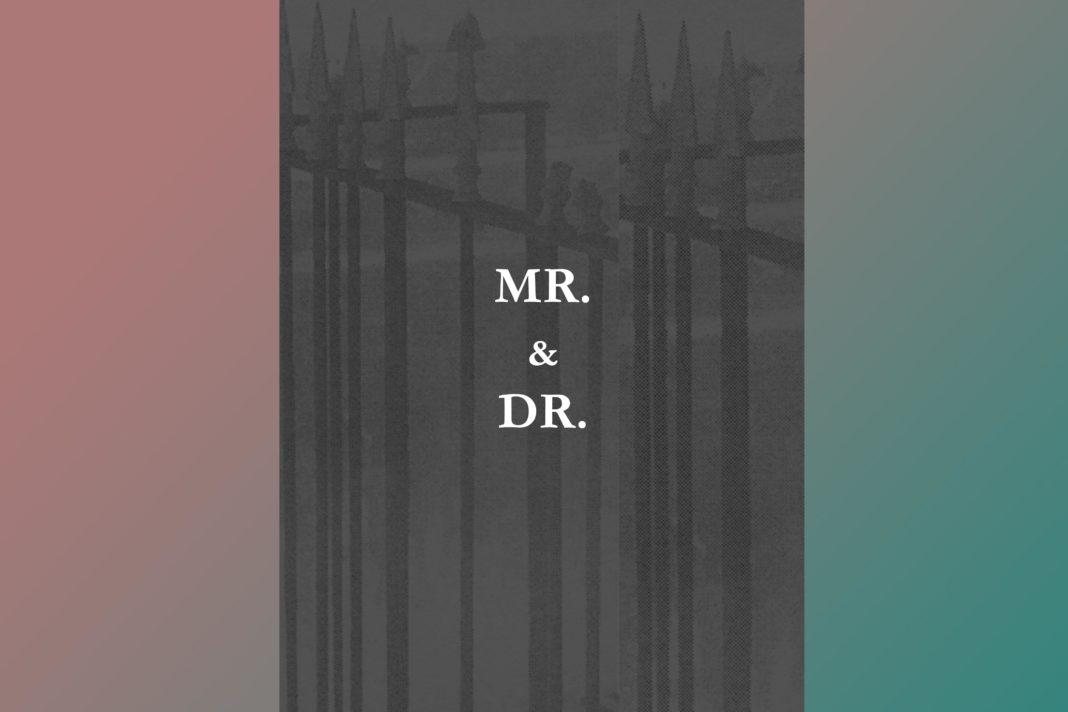 cover of MR y DR by Mariela Sancari