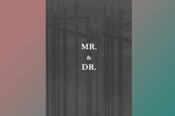 cover of MR y DR by Mariela Sancari